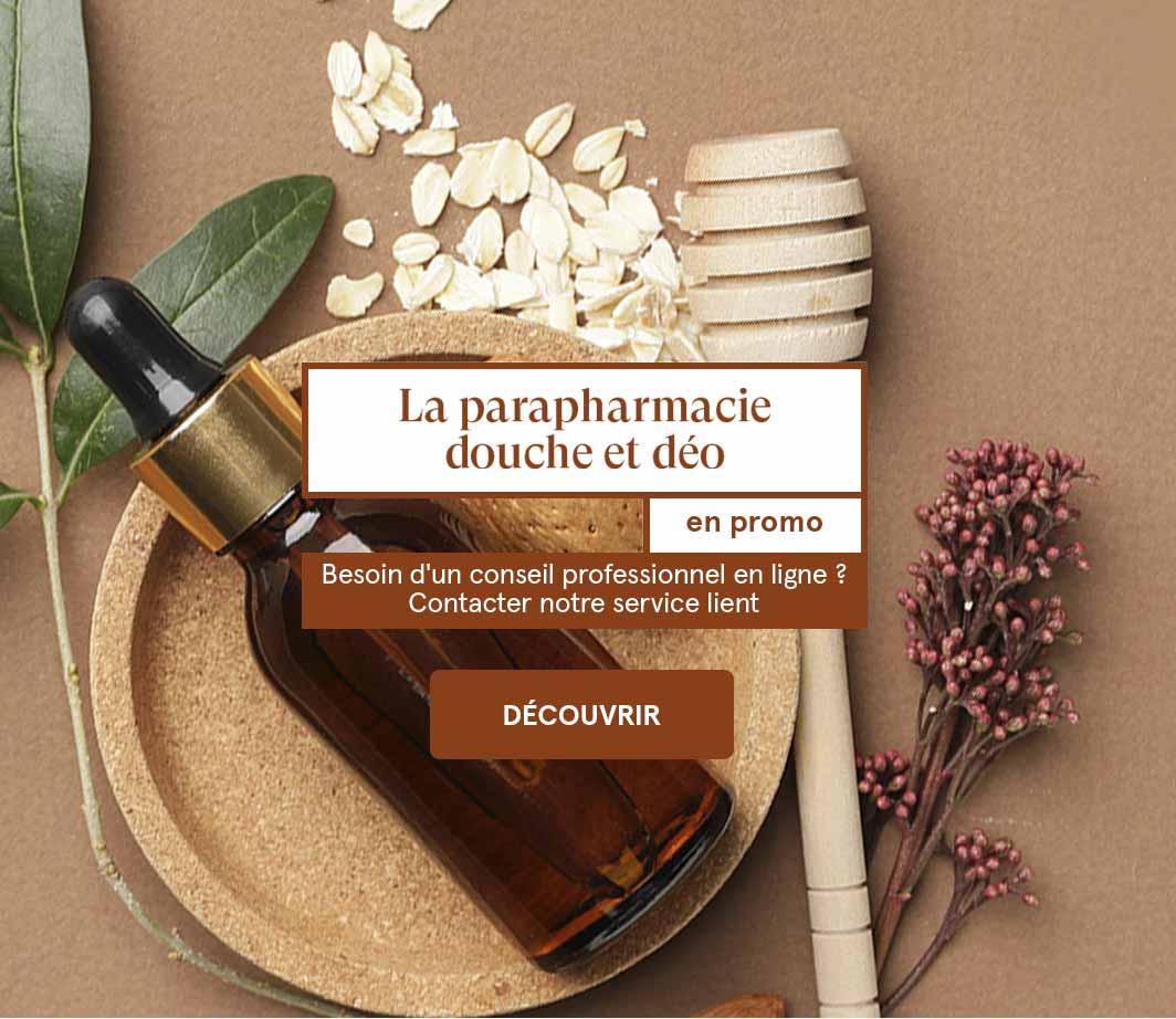 Promo Parapharmacie douche & déo