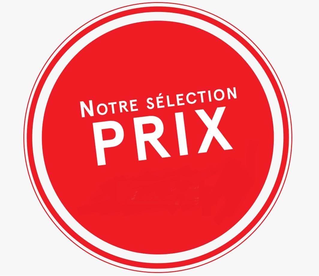 Selection prix - sans CTA