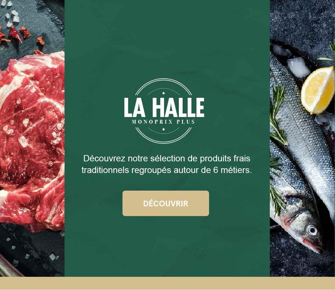 La Halle MPX Plus (page html)