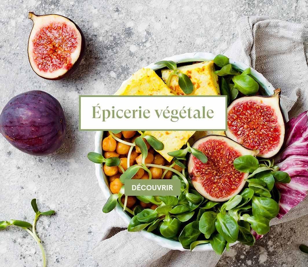 Epicerie végétale