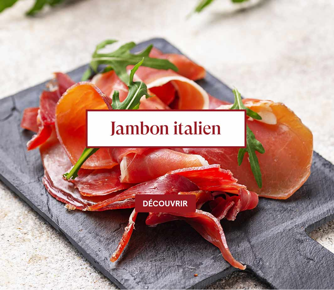 jambon italien