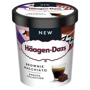 Haagen Dazs Pot Brownie Macchiato 386g