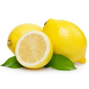 Monoprix 4 Citrons non traités Catégorie 1