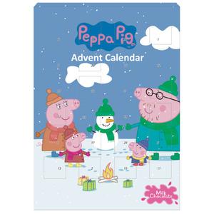 Bip Calendrier de l'Avent Peppa Pig