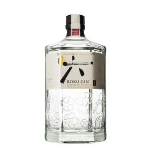 Gin Roku 43% 70cl