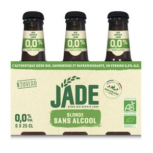 Jade 0,0Blonde 6X25Cl 6 x 25cl.