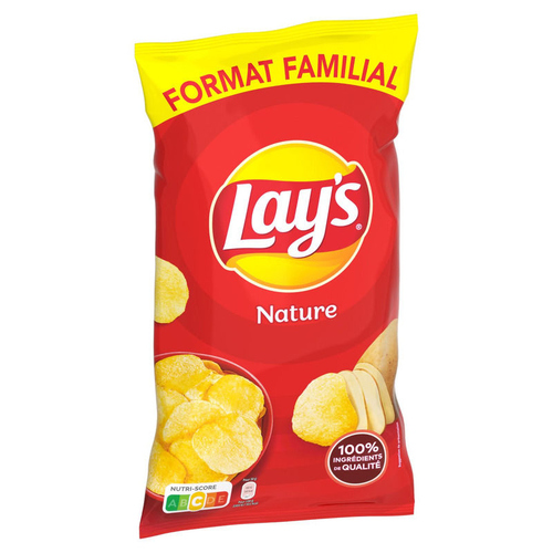 Lay's Chips nature 300G