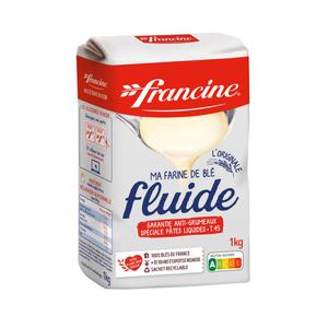 Francine farine de blé Fluide T45 1kg