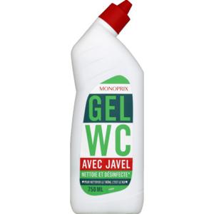 Monoprix Gel WC avec Javel 750ml
