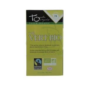 Touch Organic Thé Vert - 24 Infusions Bio