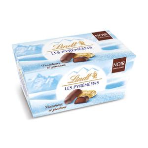 Lindt Chocolats Noirs 219g