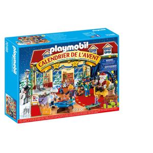 Calendrier de l'Avent - Magasin de jouets