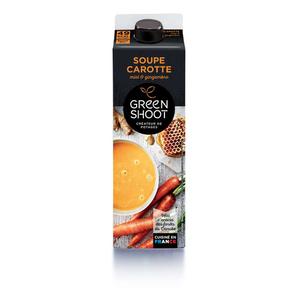 Green Shoot Soupe Carotte Miel & Gingembre