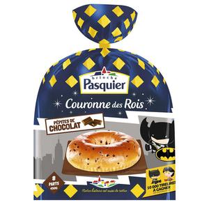 Pasquier Couronne Des Rois Aux Pépites De Chocolat 450G