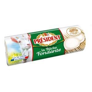 Président La bûche fromage de chèvre 180g
