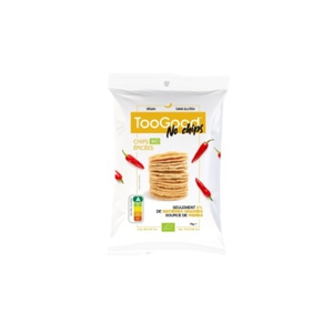 TooGood No Chips Epicées 70g