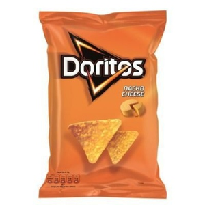 Doritos chips goût nacho cheese 170g