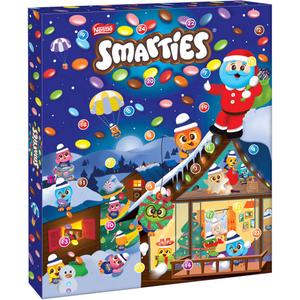 Smarties Maxi Calendrier De L'Avent 335 g
