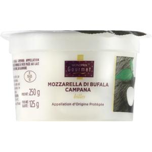 Monoprix Gourmet Billes di Bufala Campana AOP 125g
