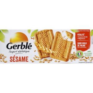 Gerblé Biscuits au sésame sans huile de palme 230g