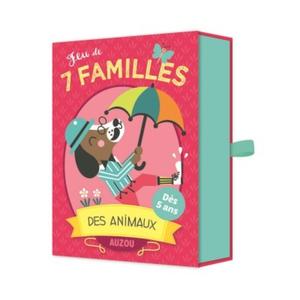 Auzou Jeu Des 7 Familles Des Animaux.