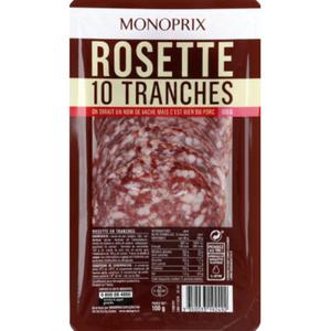 Monoprix Rosette 100g