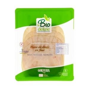 [Par Naturalia] Biodelizie Blanc De Dinde Au Four 80G Bio