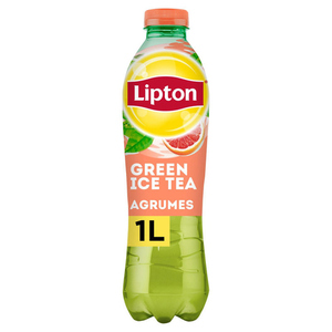 Lipton Green Agrumes Pet 1L 1l