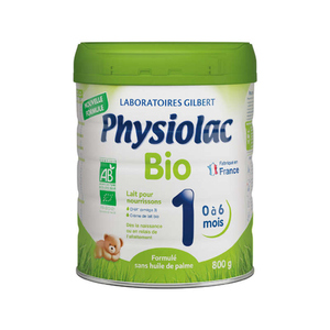 Physiolac Lait 1Er Âge 800G Bio