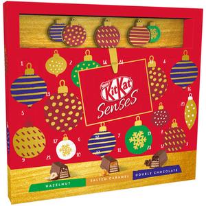 Kit Kat Senses Calendrier de l'Avent 231g
