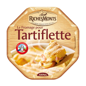 Riches Monts Fromage tartiflette 450g