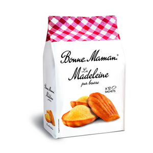 Bonne Maman Madeleines tradition pur beurre 300g