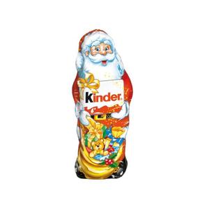 Kinder Moulage Père Noël 160 g
