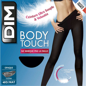 Collant Body Touch Opaque