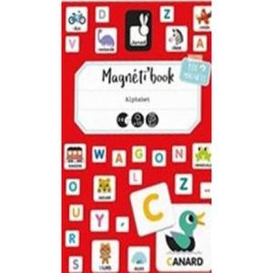 Juratoys Magneti'Book Alphabet