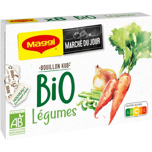Maggi Bouillon BIO Légumes 80g