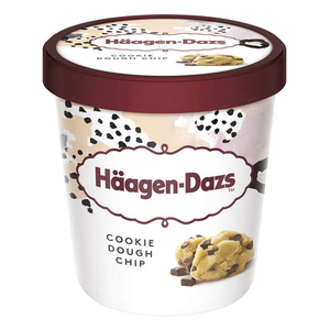 Haagen Dazs Pot Cookie dough chip 394g