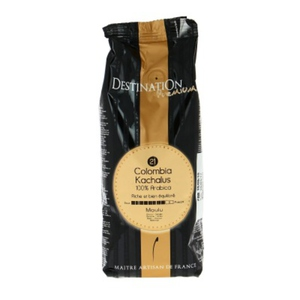 Destination Cafe Cafe Colombie Kachalu 250G Bio