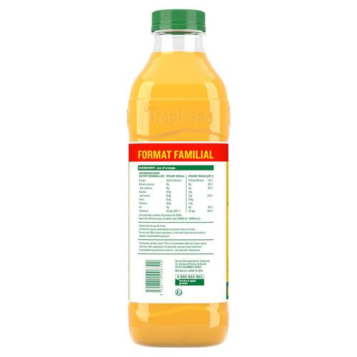 Tropicana Pure premium orange sans pulpe la bouteille de 1,5L
