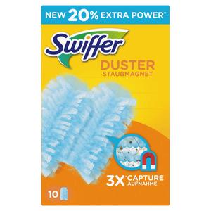 Swiffer Recharge plumeaux 10 unite.