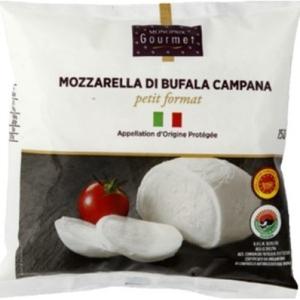 Monoprix Gourmet mozzarella de bufala AOP le paquet de 150g