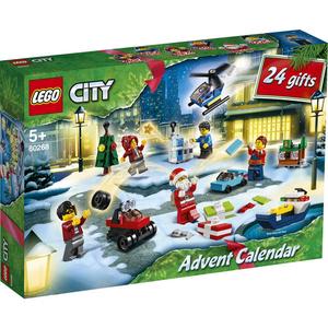 Calendrier de l'Avent LEGO® City