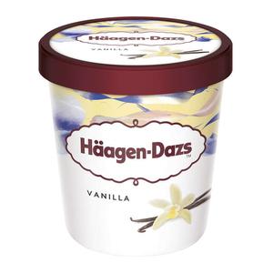 Haagen Dazs Pot Vanille 400g