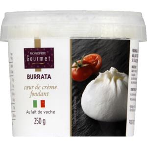 Monoprix Gourmet Burrata 250g