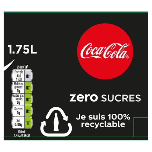Coca-Cola Zero 1,75cl