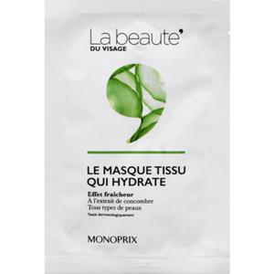 La Beauté Du Visage Le Masque Tissu Qui Hydrate