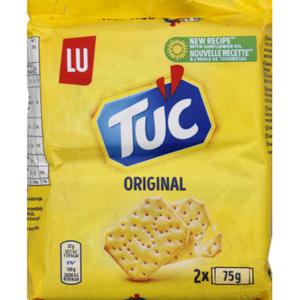 Lu Crackers Tuc Original 2x75g