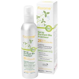 Florame Spray Purifiant Fraîcheur 180Ml Bio