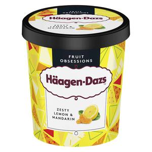 Häagen-Dazs Pot Lemon Mandarine 400g