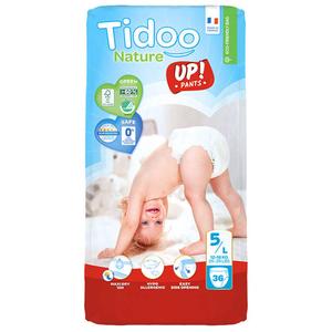 [Par Naturalia] Tidoo Stand Up Culottes T5 (Junior)12/18kg x36
